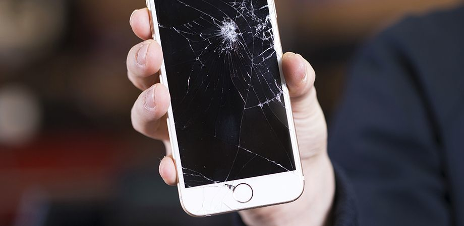 mobiele telefoon tweede hands